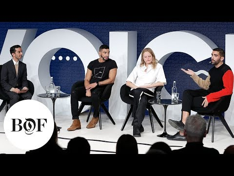 Gender Revolution | Dr Shazhan Amed, Hanne Gaby, Phillip Picardi with Laith Ashley | #BoFVOICES 2017