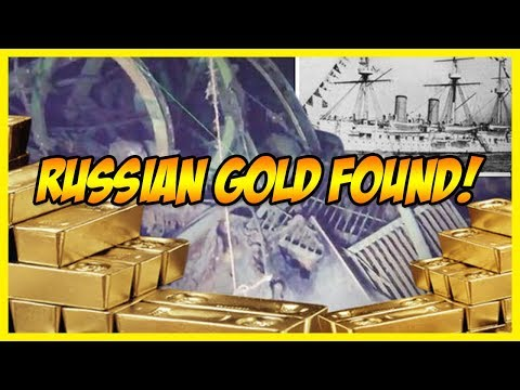 Russian Warship FOUND with GOLD! | Sunken Treasure!