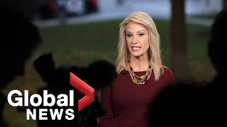 Kellyanne Conway FULL Q&A on midterm election results