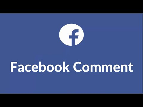 Facebook Comment Extractor / Scraper: Export All Comments To CSV/Excel