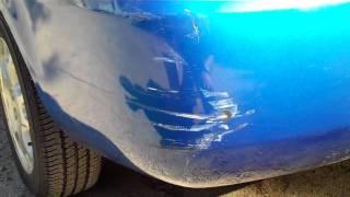 Car Damage Repair (Part 1)