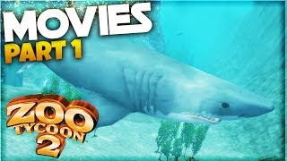JAWS! | Zoo Tycoon 2 (The Movie Zoo Part 1)