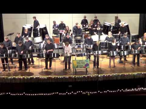 "Pantasia 2013 - ""Amazing Grace"" - Dover High School Steel Band"