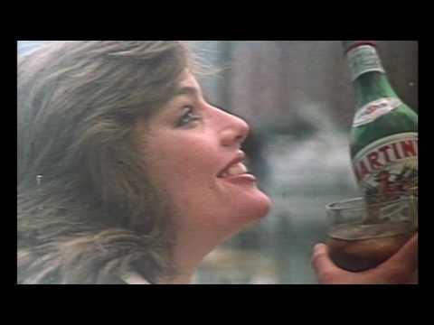 Martini 'Monte Carlo Grand Prix' Cinema Commercial 1970's