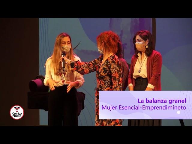 Gala Mujeres Esenciales Tres Cantos 2021