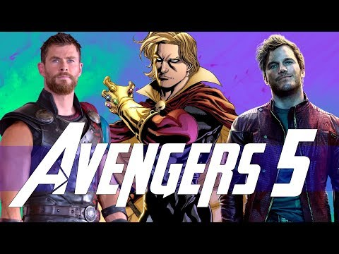 Avengers 5 in Space for the Marvel Cosmic Universe with the Guardians of the Galaxy?