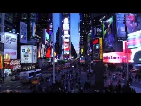Imaginary Forces   Times Square Visitor Center HD
