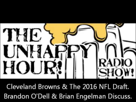 The Browns Prepare For 2016 NFL Draft. Brandon O'Dell & Brian Engelman Discuss.