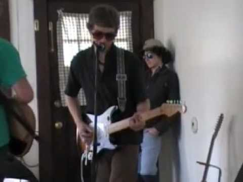 Scott Marx-Sings the Blues Live in-house performance, solo.MOD