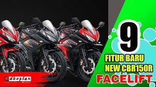 KECEWA ? New Honda CBR150R facelift 2019 ternyata lebih banyak fiturnya sob !