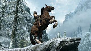 Прохождение Skyrim часть 6 || Копим силы
