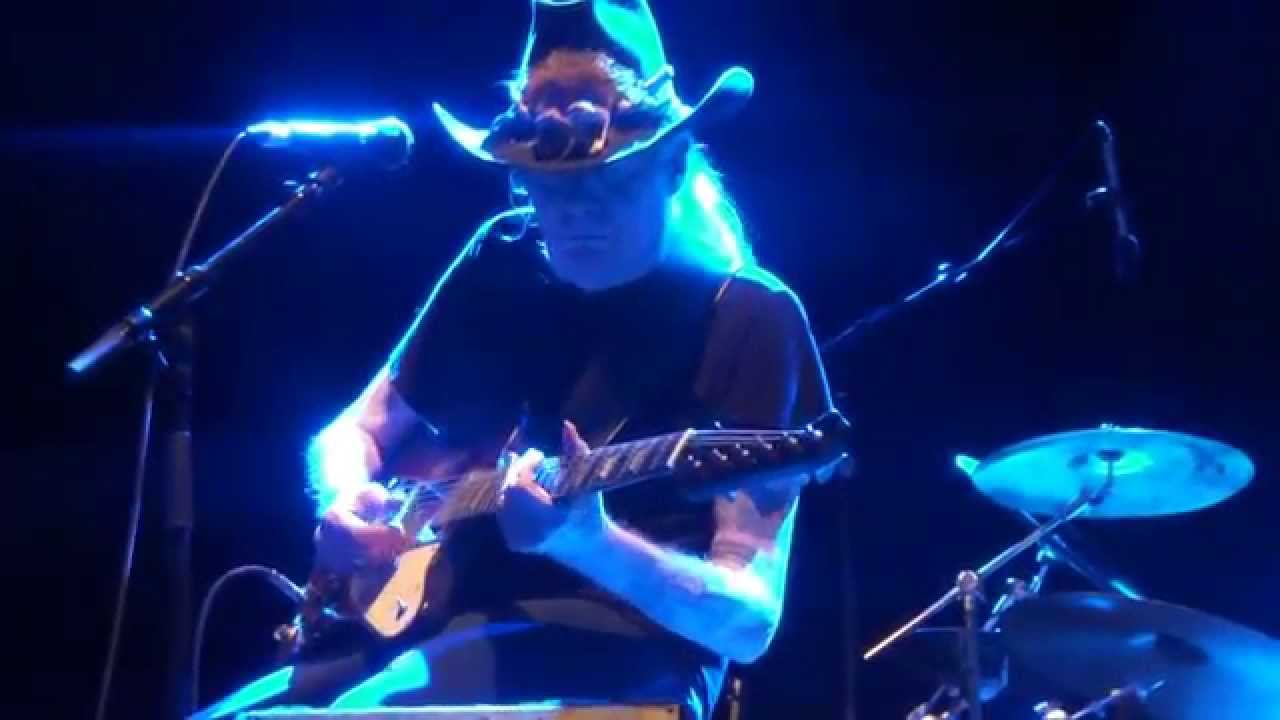 Johnny Winter's Last Performance At The Cahors Blues