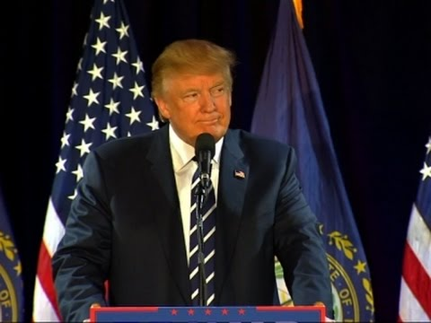 Trump Lauds FBI Action on Clinton Emails
