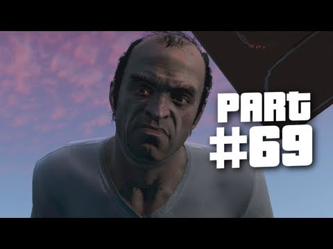 Grand Theft Auto 5 Gameplay Walkthrough Part 69 - The Big Sc