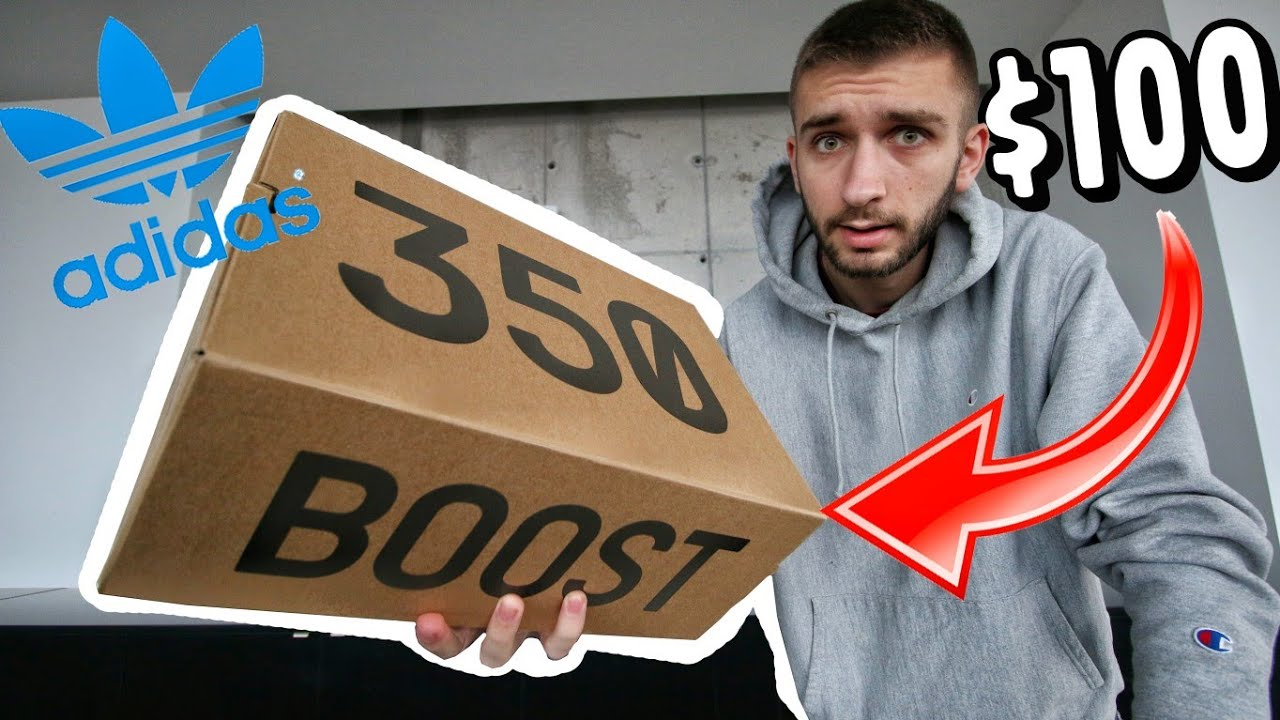 ADIDAS! CHEAPEST YEEZY EVER