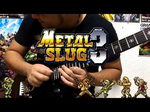 Metal Slug 3 - Kiss In The Dark Guitar Cover