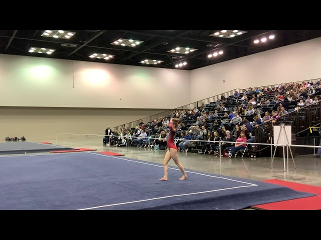 Madison Steskal | 2020 Circle of Stars L10 - FX 9.475 1st
