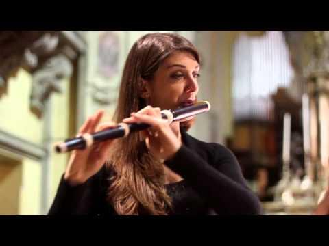 A. Vivaldi: Sonata a Flauto Traversiere solo RV 50 (Stockholm Manuscript)