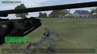 Operation Flashpoint Resistance - Hold The Line Custom Mission Gameplay