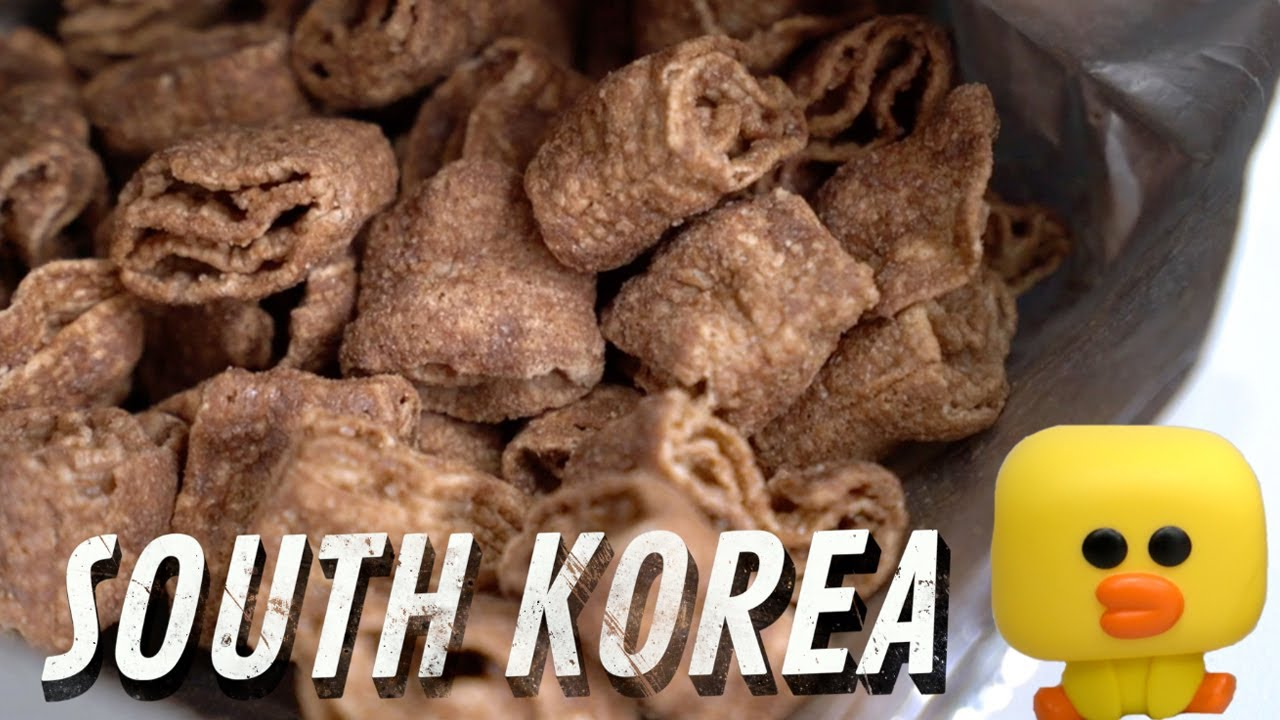 Download SOUTH KOREA - SNACKS FROM AROUND THE WORLD