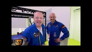 Raab in Gefahr beim Astronautentraining, Teil 2 - TV total