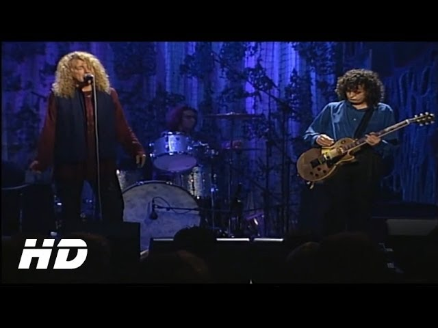 Jimmy Page & Robert Plant - Kashmir [HD] with Egyptian Orchestra