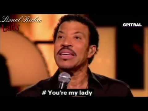 Lionel Richie Lady