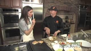 Southwest Hot Chefs & Restaurants Nob Hill Halibut Pt.2
