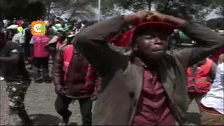 Wakazi wa Nakuru waandamana wakitaka Arama aachiliwe