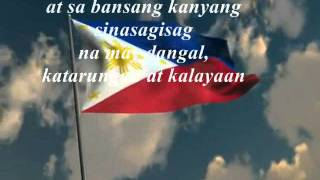PANUNUMPA SA WATAWAT WITH LYRICS