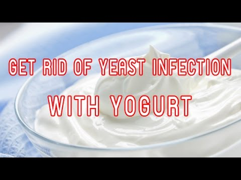 how-to-get-rid-of-a-yeast-infection-with-yogurt