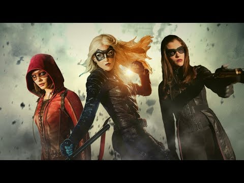 CW's Birds of Prey - Trailer