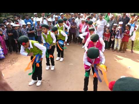 Nabidina Daff By Kottappuram Kazhinjeeri Irshadiyya Madrasa Students