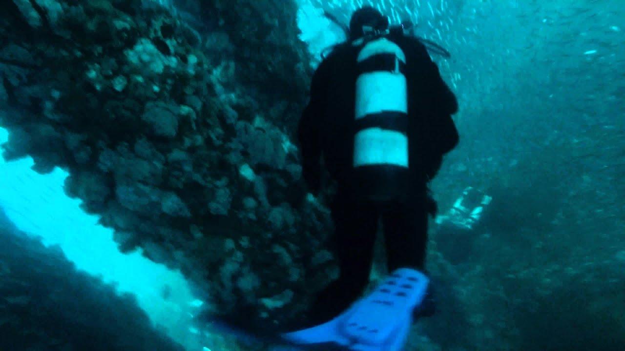 Dive At Oil Rigs Huntington Beach
