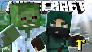 Minecraft | TERROR FROM THE SNOW ADVENTURE! | Custom Map LP Ep 1/2