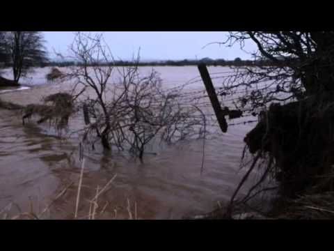 Dumfries & Galloway January 2014 Floods