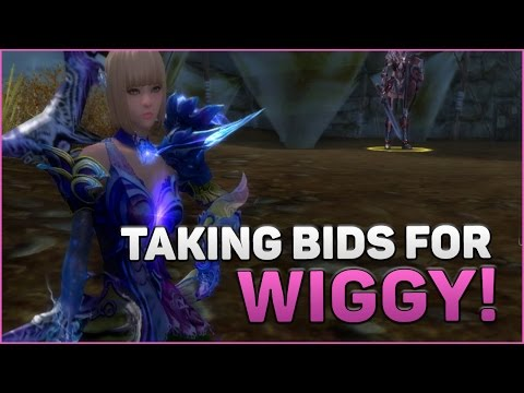 Aion Gameplay | Wiggy's! Come Get Your Fresh Wiggy's!