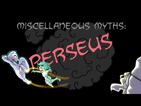 Miscellaneous Myths: Perseus
