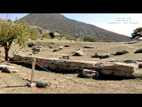 Mycenae - The Most Powerful City of the Homeric story