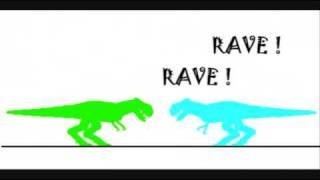 t rex caipirinha dance