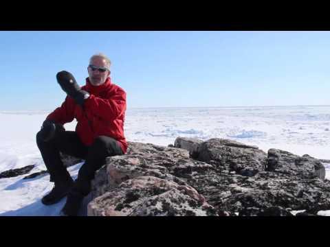 WWF's isbjørnepatrulje - Stephen DeVincent i Ittoqqortoormiit