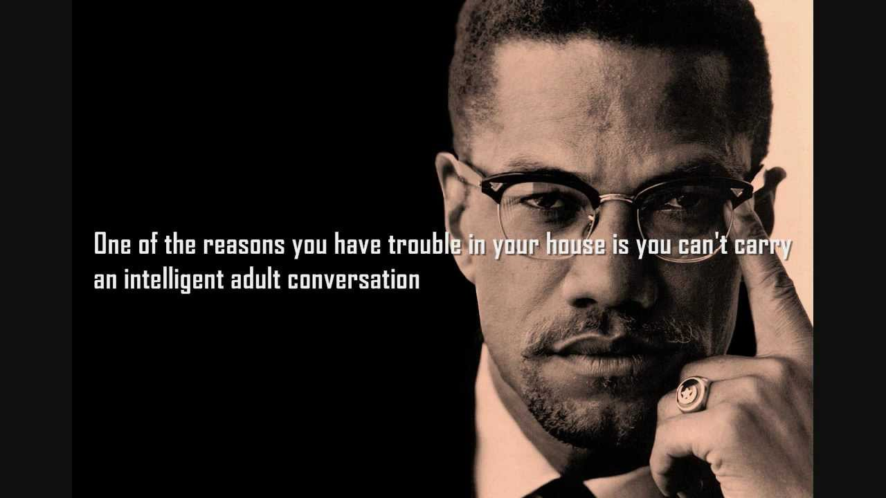 Malcolm X Wallpaper Quotes Advice To Muslim Women ┇ Thought Provoking ┇ By Malcolm X