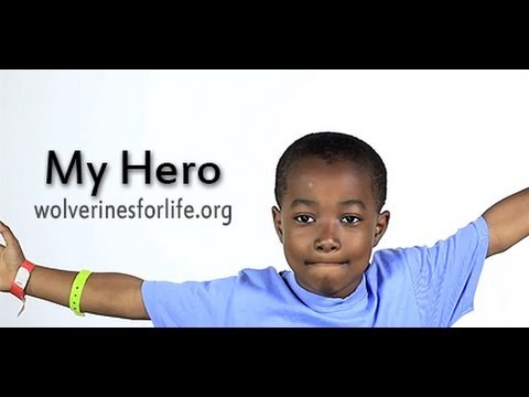 My Hero: Become a life-saving donor