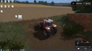 How to install mud mod on a map for FS17