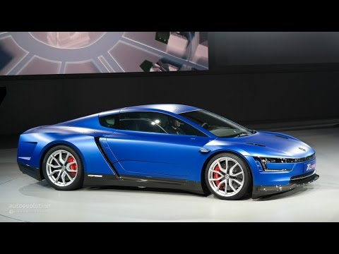 Volkswagen XL Sport, Powered by 200 HP Ducati Engine - Paris 2014 [Live Photos]