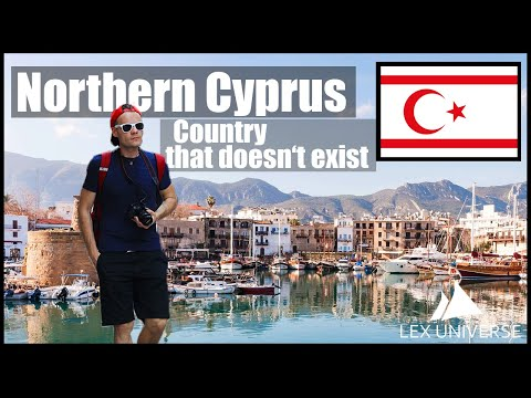 NORTHERN CYPRUS - The country that doesn't exist | Travel VLOG Episode 40