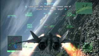 Ace Combat 6: Fires of Liberation Mission 1 (Invasion of Gracemeria)