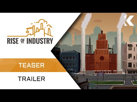 Rise of Industry Youtube Video