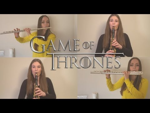 Game Of Thrones Theme Flute And Clarinet