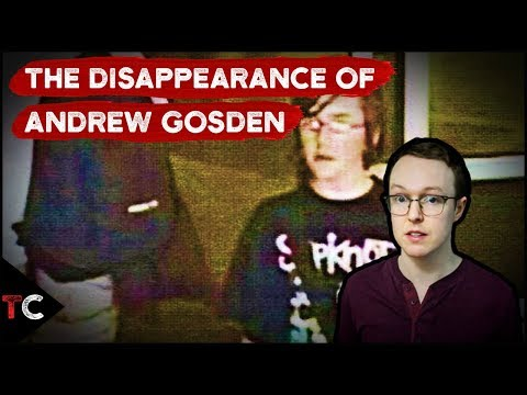 The Unsolved Disappearance of Andrew Gosden